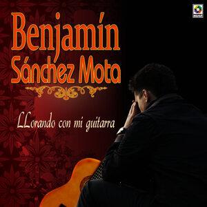 Benjamin Sanchez Mota アーティスト写真