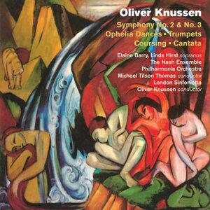 Oliver Knussen 歌手頭像