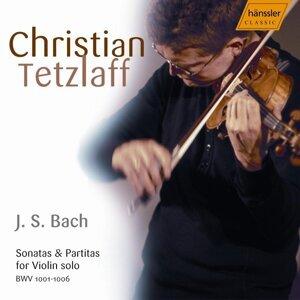 Christian Tetzlaff (特茲拉夫) 歌手頭像