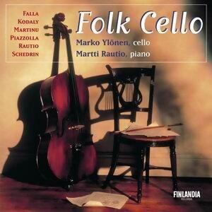 Ylonen, Marko (cello) and Rautio, Martti (piano) アーティスト写真