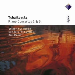 Elisabeth Leonskaja, Kurt Masur & New York Philharmonic Orchestra