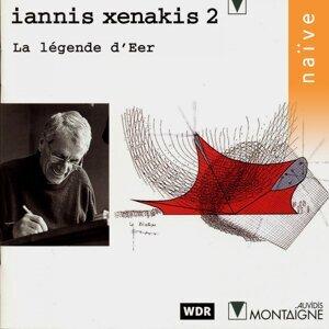 Iannis Xenakis 歌手頭像