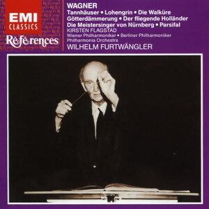Kirsten Flagstad/Wiener Philharmoniker/Philharmonia Orchestra/Berliner Philharmoniker/Wilhelm Furtwangler 歌手頭像