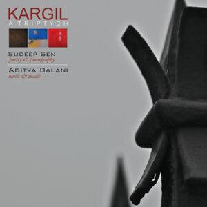 Aditya Balani, Sudeep Sen アーティスト写真