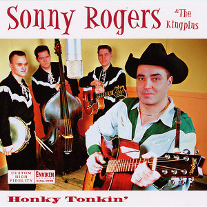 Sonny Rogers & the Kingpins アーティスト写真