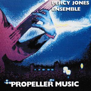 Percy Jones Ensemble アーティスト写真