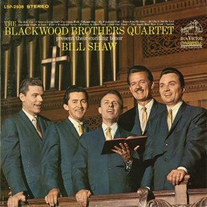 The Blackwood Brothers Quartet feat. Bill Shaw アーティスト写真