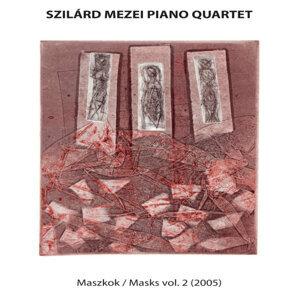 Mezei Szilárd Piano Quartet 歌手頭像