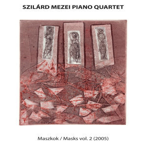 Mezei Szilárd Piano Quartet アーティスト写真