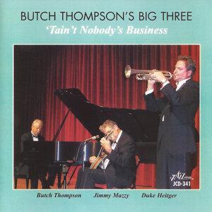 Butch Thompson's Big Three アーティスト写真
