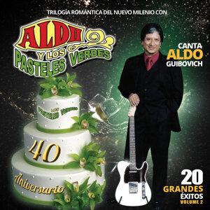 Aldo y Las Pasteles Verdes アーティスト写真