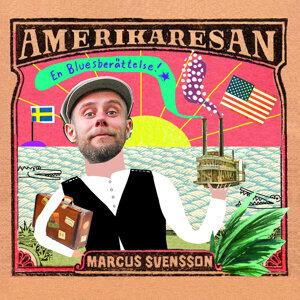 Marcus Svensson 歌手頭像