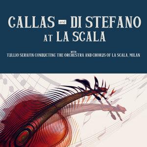 Maria Callas & Giuseppe Di Stefano 歌手頭像