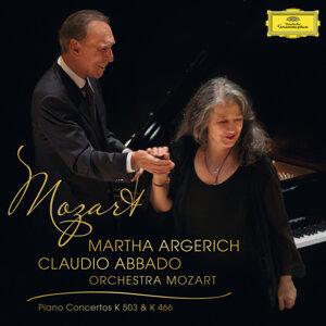 Martha Argerich,Claudio Abbado,Orchestra Mozart 歌手頭像