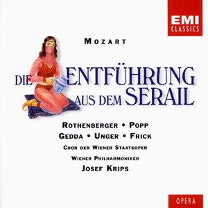 Josef Krips/Anneliese Rothenberger/Lucia Popp/Nicolai Gedda/Gerhard Unger/Gottlob Frick/Leopold Rudolf/Chor Der Wiener Staatsoper/Wiener Philharmoniker 歌手頭像