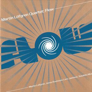 Martin Löfgren Quartet 歌手頭像