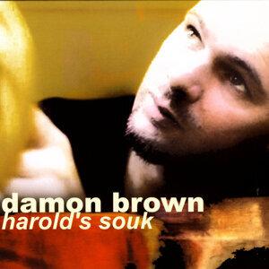Damon Browm 歌手頭像
