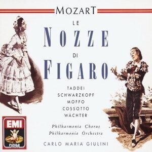 Carlo Maria Giulini/Elisabeth Schwarzkopf/Philharmonia Orchestra And Chorus 歌手頭像