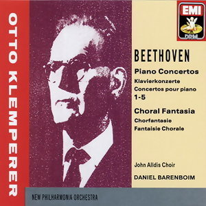 Daniel Barenboim/John Alldis Choir/New Philharmonia Orchestra/Otto Klemperer 歌手頭像