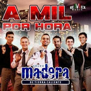 Grupo Madera de Tierra Caliente 歌手頭像