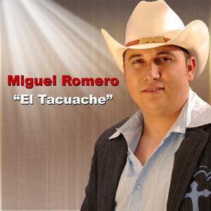 """Miguel Romero """"El Tacuache"""" 歌手頭像"""