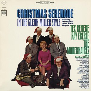 Tex Beneke, Ray Eberle & The Modernaires With Paula Kelly 歌手頭像