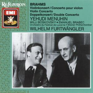 Yehudi Menuhin/Lucerne Festival Orchestra/Willi Boskovsky/Emanuel Brabec/Wiener Philharmoniker/Wilhelm Furtwangler 歌手頭像