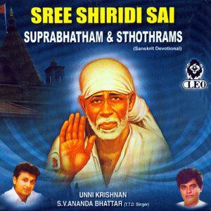 S V Anand Bhattar|Unnikrishnan|Jaya Chandran 歌手頭像