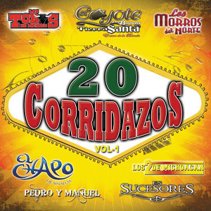 20 Corridazos Vol 1 歌手頭像