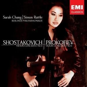 Sarah Chang/Sir Simon Rattle/Berliner Philharmoniker 歌手頭像