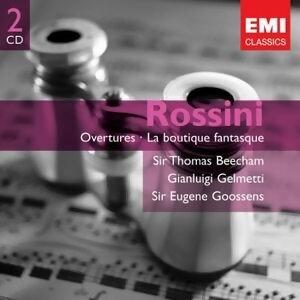 Rossini: Overtures 歌手頭像
