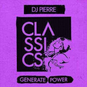 DJ Pierre アーティスト写真