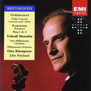 Yehudi Menuhin/Philharmonia Orchestra/Sir John Pritchard/New Philharmonia Orchestra/Otto Klemperer 歌手頭像