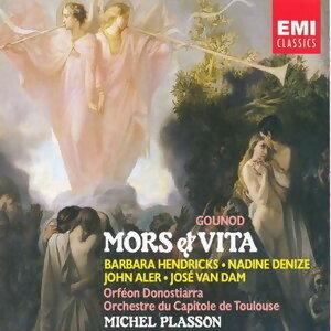 Michel Plasson/Barbara Hendricks/Orchestre du Capitole de Toulouse アーティスト写真