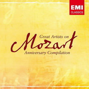 Great Artists of Mozart - The Anniversary Compilation 歌手頭像
