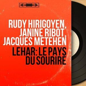 Rudy Hirigoyen, Janine Ribot, Jacques Météhen 歌手頭像