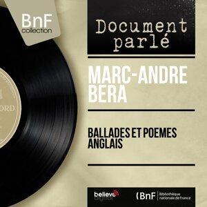 Marc-André Bera 歌手頭像