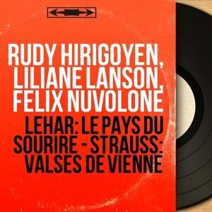 Rudy Hirigoyen, Liliane Lanson, Félix Nuvolone 歌手頭像