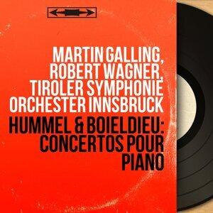 Martin Galling, Robert Wagner, Tiroler Symphonie Orchester Innsbruck 歌手頭像