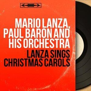 Mario Lanza, Paul Baron and His Orchestra 歌手頭像