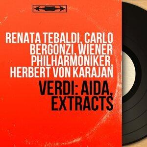 Renata Tebaldi, Carlo Bergonzi, Wiener Philharmoniker, Herbert von Karajan 歌手頭像