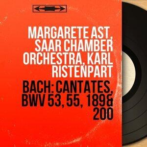 Margarete Ast, Saar Chamber Orchestra, Karl Ristenpart 歌手頭像