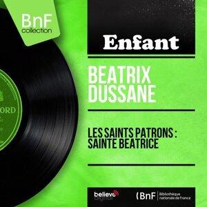 Béatrix Dussane 歌手頭像