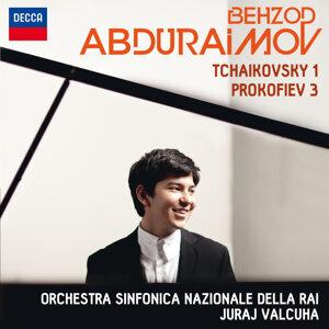 Behzod Abduraimov,Orchestra Sinfonica Nazionale della Rai,Juraj Valcuha 歌手頭像