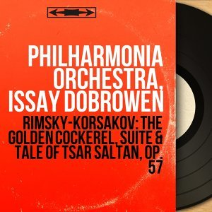 Philharmonia Orchestra, Issay Dobrowen 歌手頭像