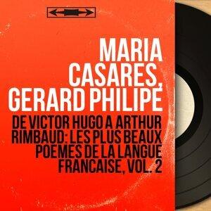 Maria Casarès, Gérard Philipe 歌手頭像