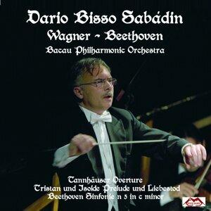 Bacau Philharmonic Orchestra, Dario Bisso Sabàdin 歌手頭像