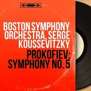 Boston Symphony Orchestra, Serge Koussevitzky 歌手頭像