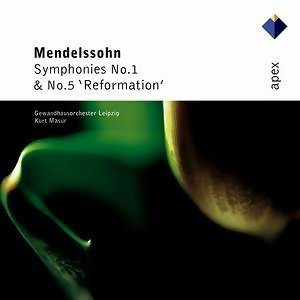 Kurt Masur & Gewandhausorchester Leipzig