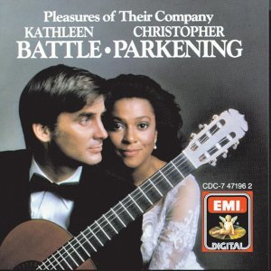 Kathleen Battle/Christopher Parkening 歌手頭像